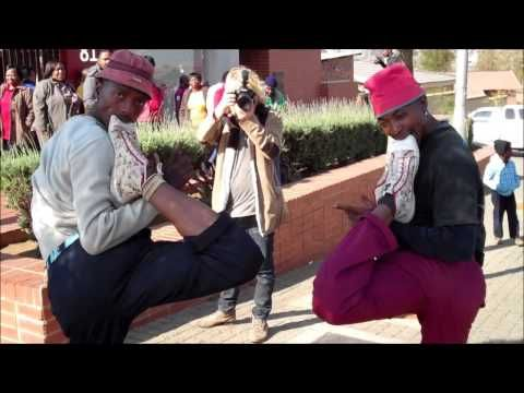 Contortionist Video from Soweto, South Africa. Twisty Time!