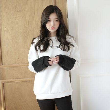 Womens Clothing Store [VANILLAMINT] Trend Man to man / Size : FREE / Price : 33.64 USD #dailyllook #dailyfashion #fashionitem #tops #T #TEE #Tshirts #MTM #casuallook #ootd #vanillamint http://en.vanillamint.net/ http://cn.vanillamint.net/ http://jp.vanillamint.net/