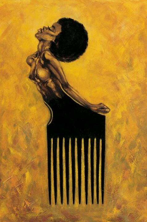 """""""Soul Comb"""" by Jason O'Brien. Love this piece."""