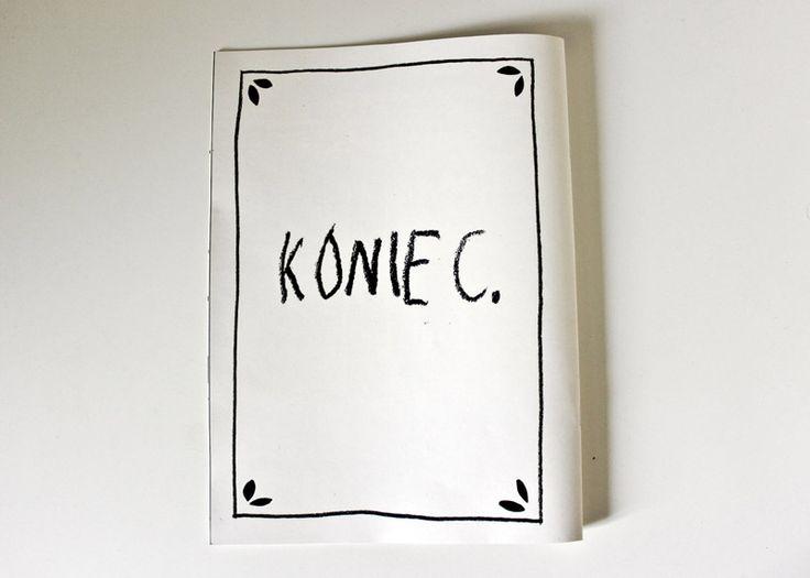 graphic design & illustrations: agata królak story: mateusz wysocki