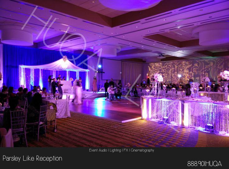 Huqa: Live Lighting Design  | 888.901.HUQA