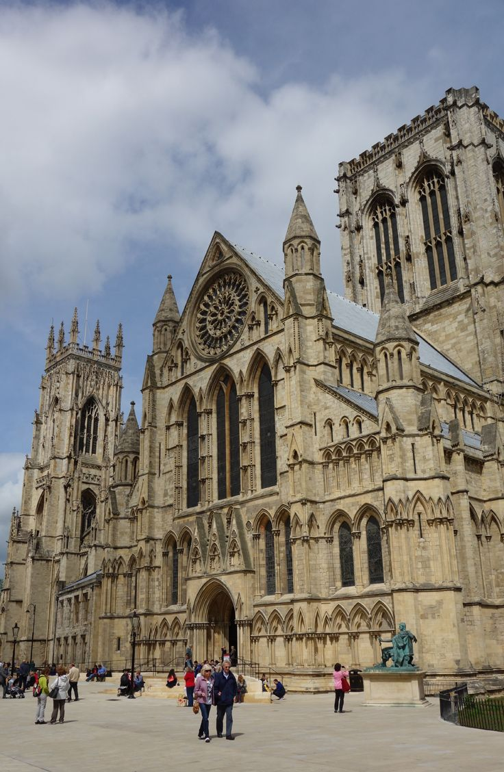 Explore York on Day 11 of the Rick Steves Best of England Tour.