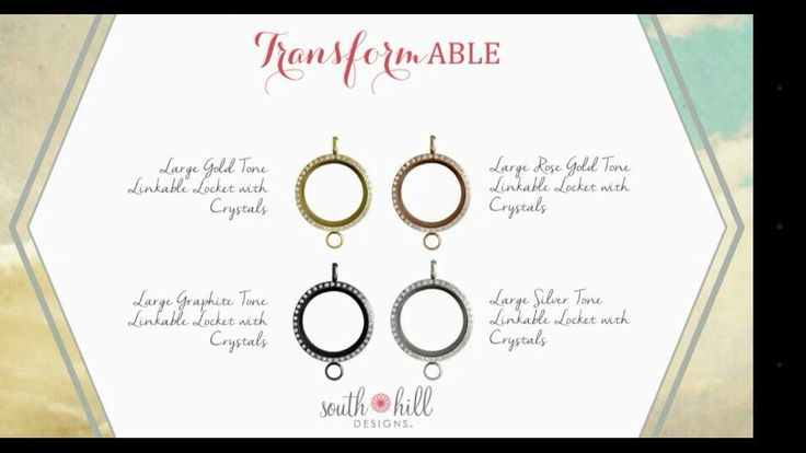 http://www.southhilldesigns.com/ca/tamarastokes/default Check out the new Linkable locket!