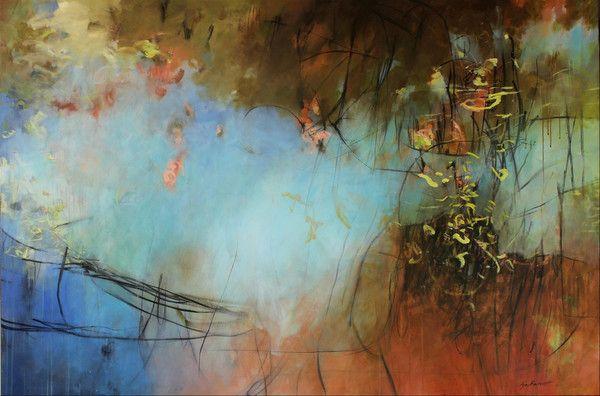She Flows Home by Kym Barrett
