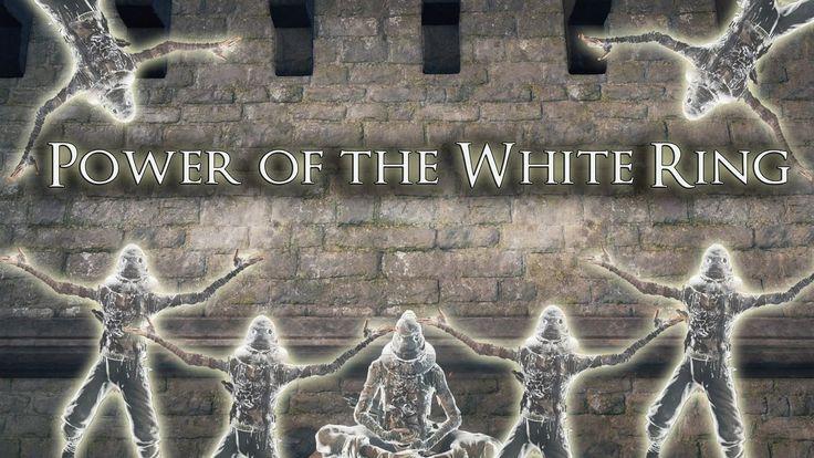 Power of the White Ring - Dark Souls 3