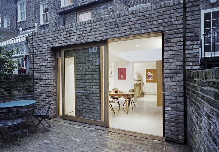 ABN7 Architects House Extension, Islington, London