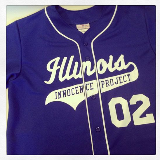 Go beyond the t-shirt for promoting your project or event. Customize a baseball jersey with your message.