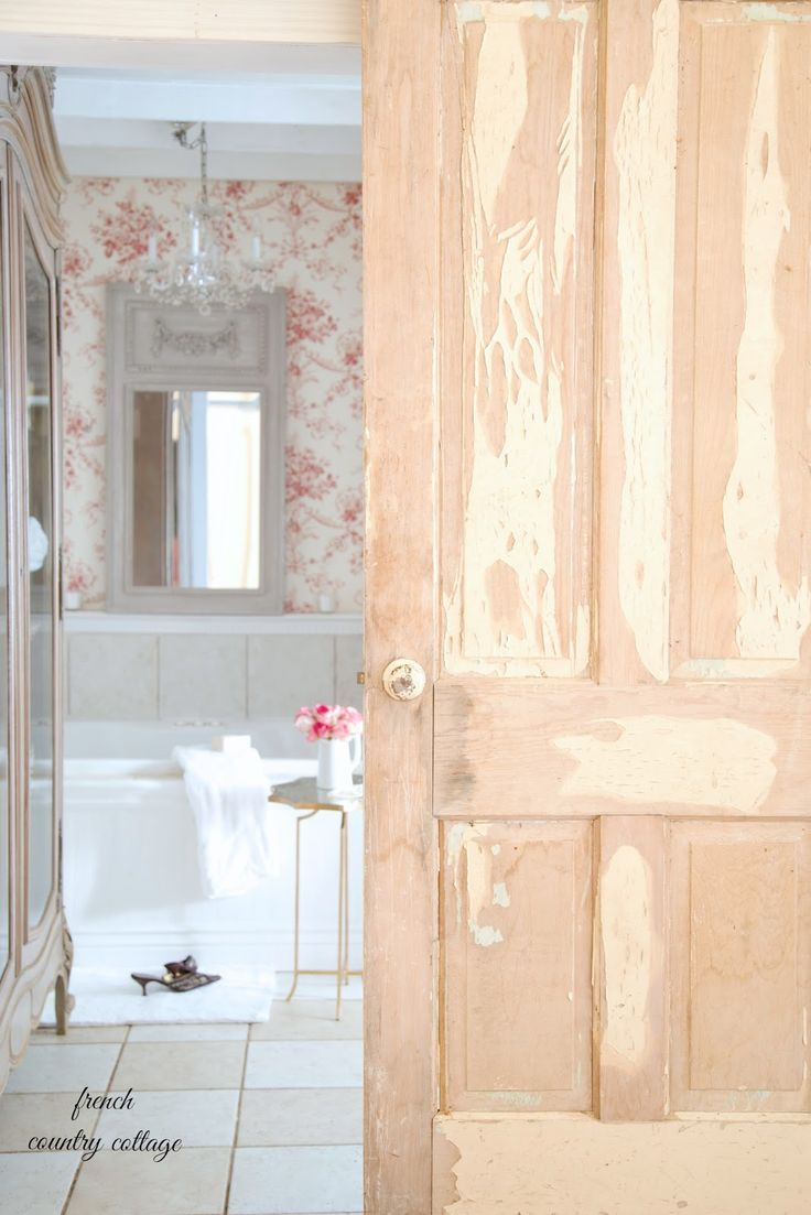 French Country Cottage Inspiration Cottage Bathroom Dreaming