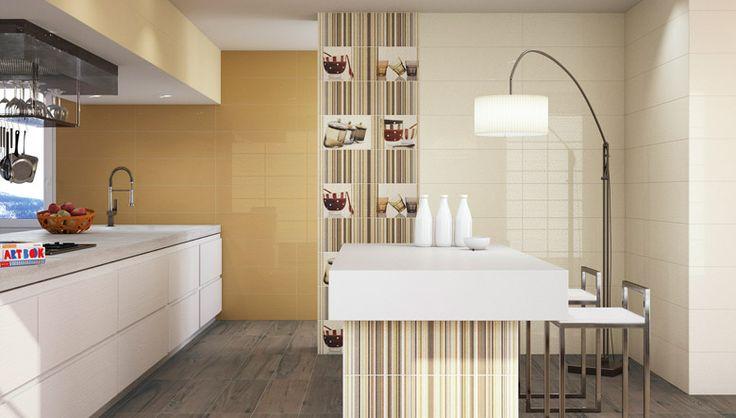 Carrelage moderne salle de bains cuisine et espace de for Carrelage de cuisine moderne