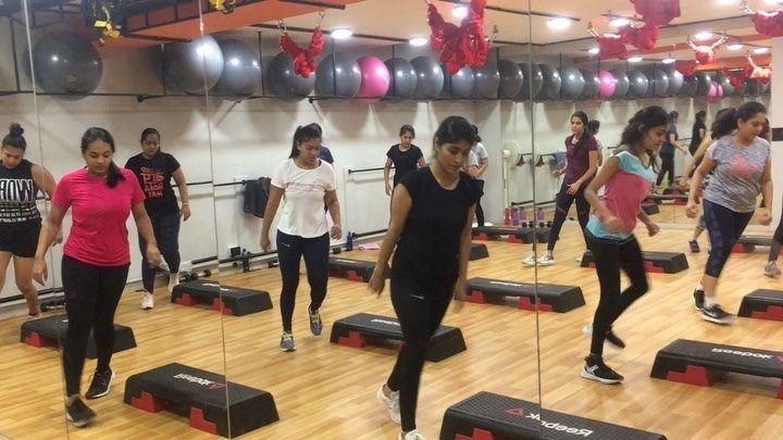 Cardio Love Meets Monday Mood 8 30 Am Nbsp Nbsp Fitness Nbsp Nbsp Nbsp Nbsp Fitnessmotivatio Step Workout Workout Plan Workout Routine