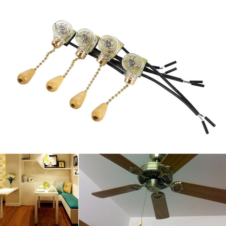 Ceiling Fans With Electrical Cords : Best ideas about pull cord wall lights on pinterest