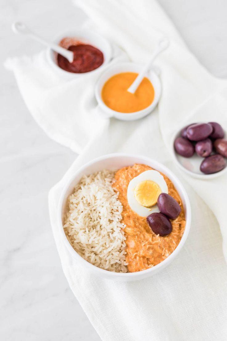 Ají de Gallina (Peruvian Chili Chicken) | Recipe