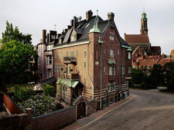 Ett-Hem-Studio-Ilse-Crawford-stockholm-sweden-1 Hotel à Stockholm décoré par Ilse Crawford