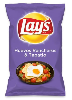 Wouldn't Huevos Rancheros & Tapatio be yummy as a chip? Lay's Do Us A Flavor is back https://www.dousaflavor.com