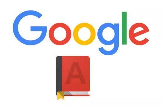Google Dictionary - Google Chrome Online Dictionary Different