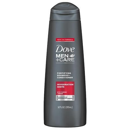 Dove Shampoo and Conditioner Invigoration Ignite - 12 oz.