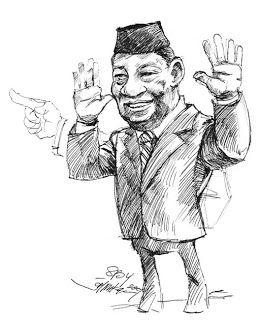 Jatmika: Karikatur