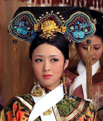 The Legend of Zhen Huan - headdresses