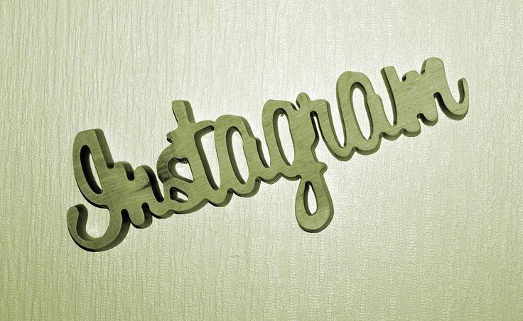 """Нами изготовленное слово """"Instagram"""" для интерьера и оформления домашней фото выставки #подарок #интерьер #деревянныебуквы #словаиздерева #свадебныйдекор #имена #аксессуары для фотосессий #фоторамки #деревянныеизделия #подарки на день влюбленных #Instagram #инстаграм"""
