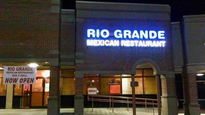 10. Mexican: Rio Grande Mexican Restaurant and Grill, Southaven