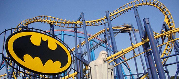 Découvrez les effrayantes montagnes russes 4D Batman prévues pour 2015