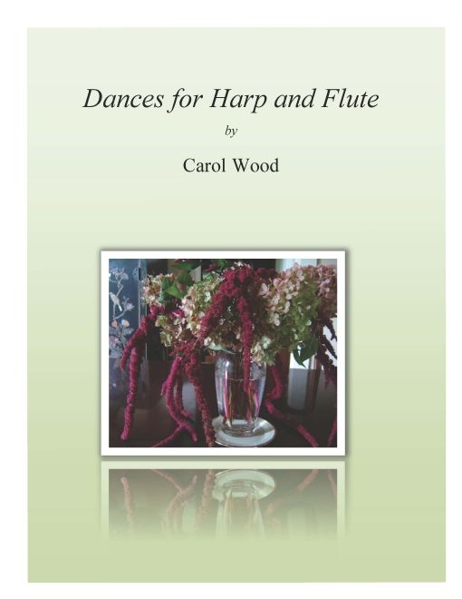 be0bbe0d INTERMEDIATE, ALL HARPS + FLUTE Delightful Latin rhythms with percussion  parts! For flute and harp. Percussion parts included.