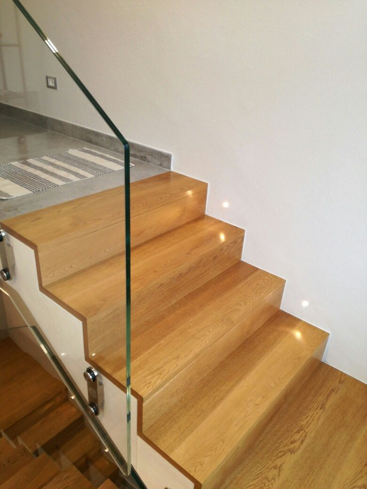 Light on Stairs