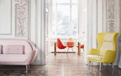 Fritz Hansen: sedie, tavoli e mobili dell'azienda danese - Conosciamo lo storico marchio danese Fritz Hansen, uno dei brand più noti nel mondo del design e in particolare dello stile nordico scandinavo.