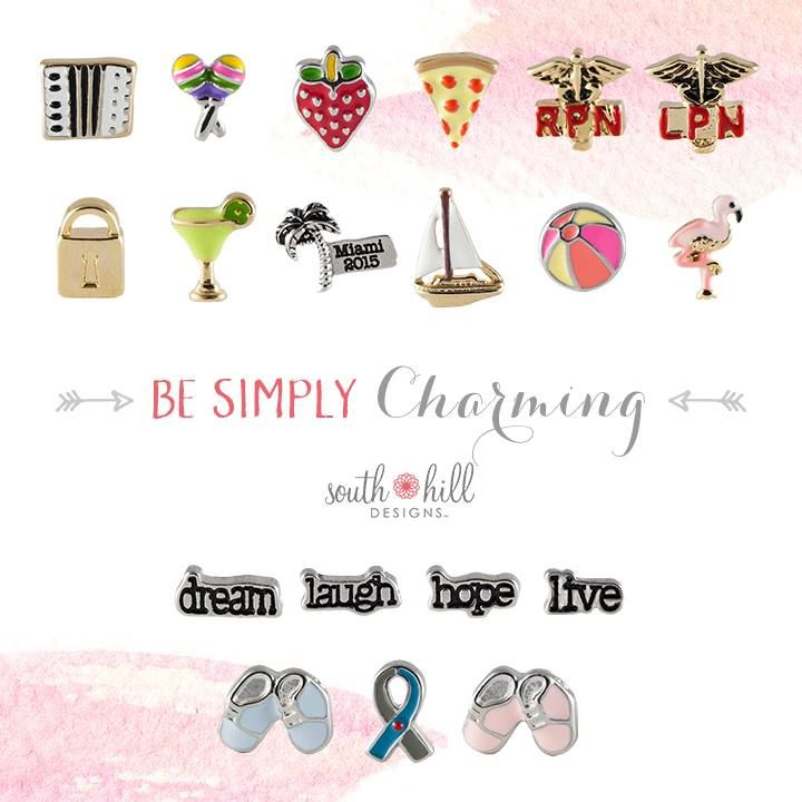 Spring Reveal 2015 - new South Hill Designs items for summer