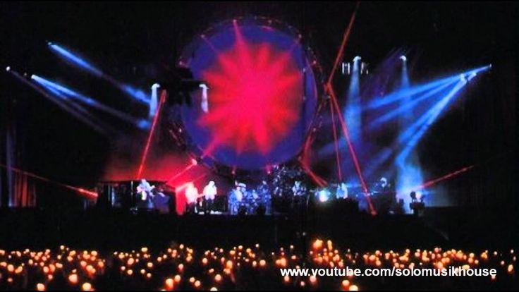 Pink Floyd - Live México 1994 ( PART 3 ) Sorrow  (https://youtu.be/5c8LEkR-UZo