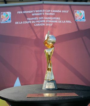 Canada to showcase growing popularity of women's soccer in 2015