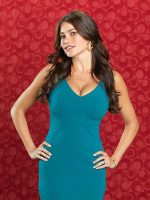 Outstanding Supporting Actress In A Comedy Series, Sophia Vergara on Modern Family. She is devastatingly funny, she also has a rack that could choke a horse. I think this category is pretty much a dead sprint at this point. I hope she is wearing a sports bra.