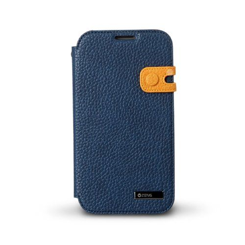 Samsung Galaxy Note 3 Color Edge Diary Collection - Royal Navy