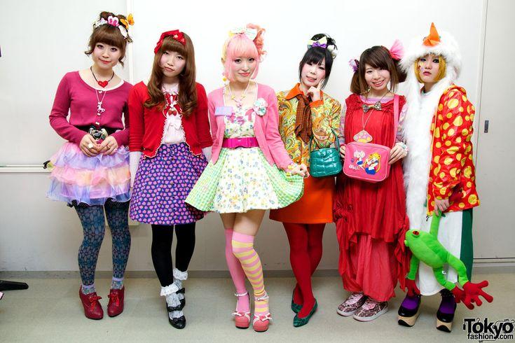 harajuku fashion in japan | Japanese Harajuku Fashion Trends for Teen Girls 2013 12 Japanese ...