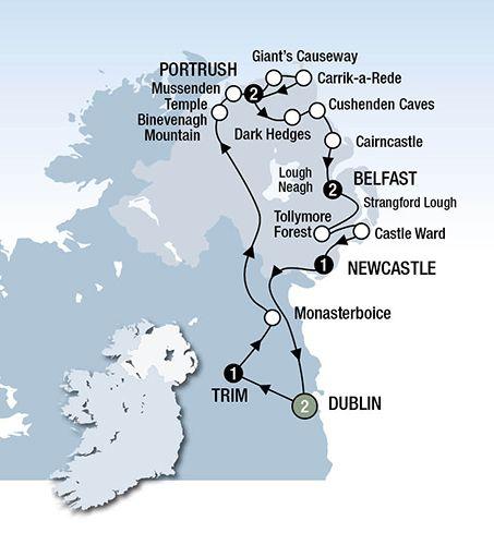 Quest For The Throne 9 Day Tour. Overnights: 1 Dunboyne, 2 Portrush, 2 Belfast, 1 Newcastle, 2 Dublin - See more at: http://www.cietours.com. #NorthernIreland #Escortedtour #travel #traveling #tour #allinclusive #508 #gameofthrones #gotfacts #facts #gotseason6 #gotfacts_ir #georgerrmartin #asoiaf #winterfell #westeros #maisiewilliams #kitharington #kingslanding #cerseilannister #lenaheadey #tyrionlannister #khaleesi #gotseason7 #motherofdragons #stannisbaratheon #sophieturner…