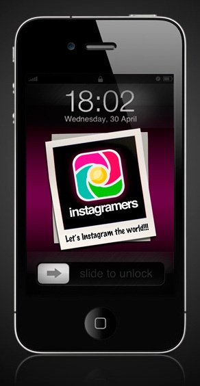Download your Instagramers Wallpapers now
