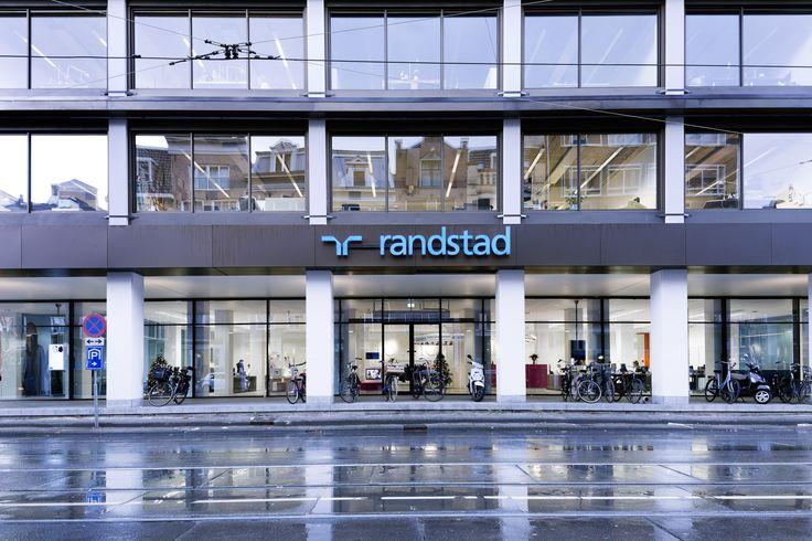 Office building renovation, Randstad Amsterdam Vijzelstraat, The Netherlands