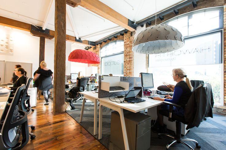 WorkTools - IQ Commercial Hush Lights at Urbis Design Day Pro 2015 www.worktoolswork.com