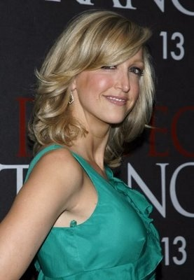 I love Lara Spencer's hair!
