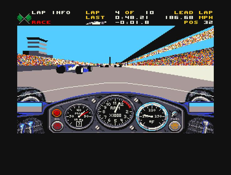 Indianapolis 500 (Commodore Amiga)