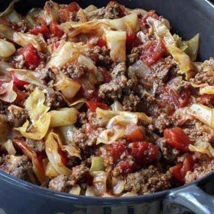 This is a great comfort food. Easy ingredients you probably already have