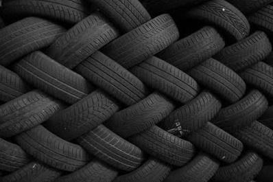 rubber weave