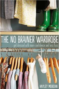 How to Build a No Brainer Wardrobe hayley Morgan - on the Jaimie Ivey podcast
