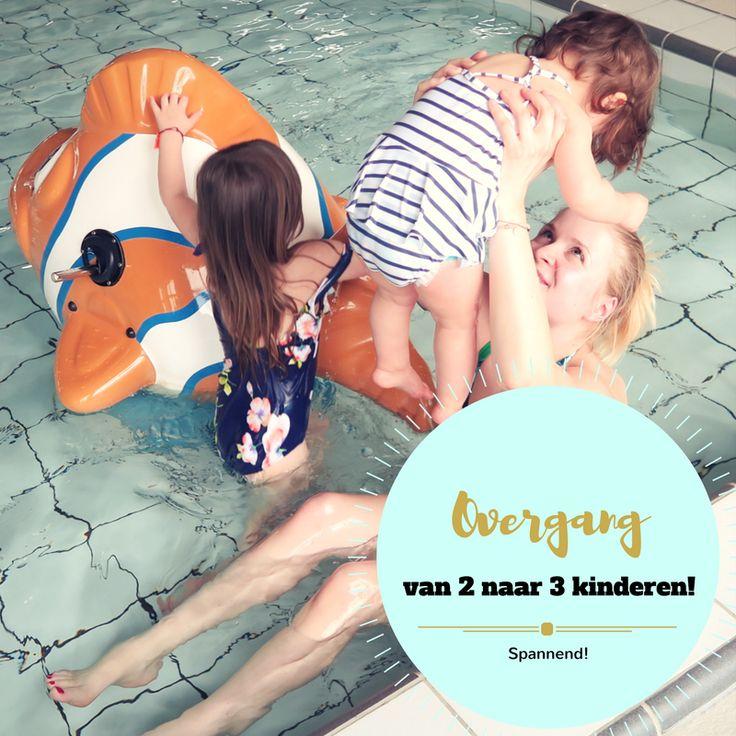 De overgang van twee naar drie kinderen, zwaar of niet? Mamablog ervaringen als mama van bijna 3 kinderen! Life with 3 kids! Zwanger van de derde