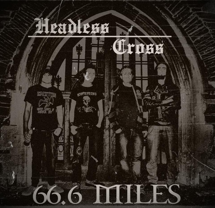 The new Headless Cross EP 66.6 Miles