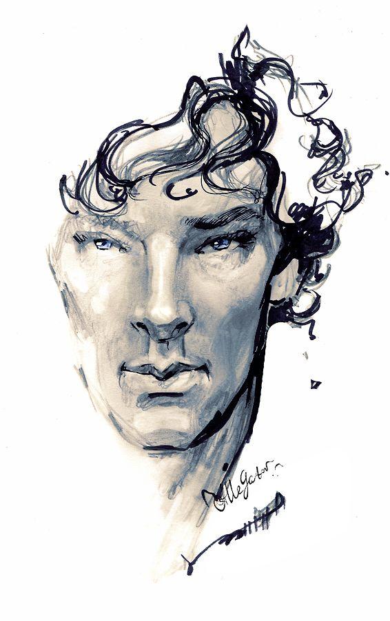 Sherlock by allegator.deviantart.com #Sherlock
