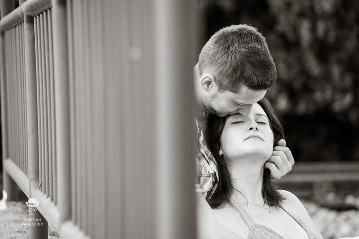 Fotografii nunta in alb negru