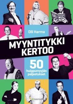 Kuvaus: Nyt pääsevät ääneen suomalaiset huippumyyjät! 50 kokenutta ja kovaa ammattilaista kertoo, mitä hyvä myyminen käytännössä on ja miten huippumyyjäksi noustaan. Opit suoraan suomalaisen myyntialan huipuilta, miten myyntineuvottelu kannattaa aloittaa, miten hinta pitää virittää ja miten kauppa todella klousataan. Ja paljon paljon muuta.
