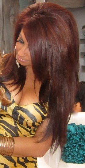 Love Tracy Dimarco's hair!