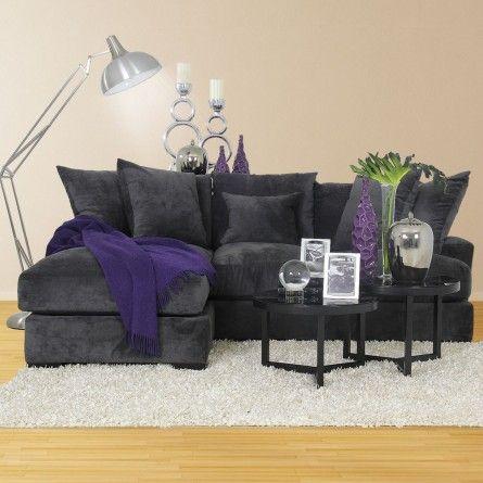 Jonathan Louis Carlin Gypsy Graphite Chaise Sofa Gallery Furniture Houston Tx Furniture